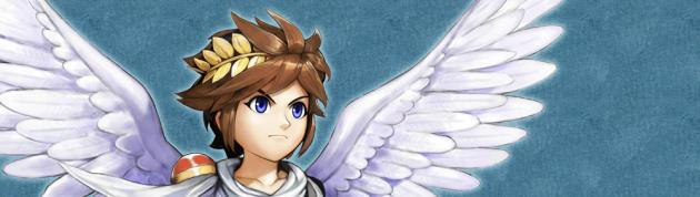3 D Classics Kid Icarus Banner