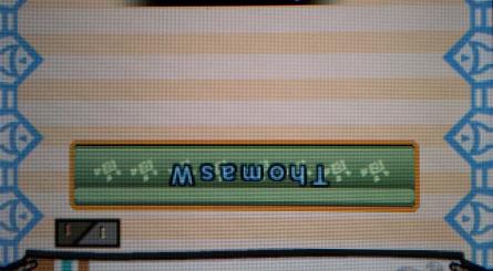 Wii U Found on 3 DS