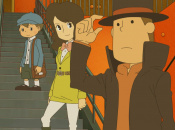 Launch of Professor Layton's Final Adventure Falls Below Series Heights