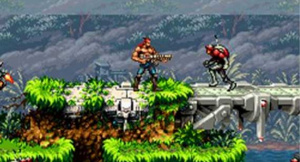 Who's up for some Contra?