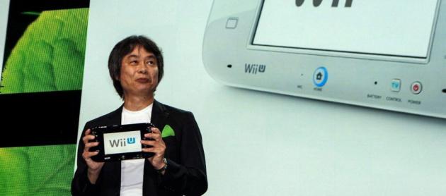 E3 2012 Shigeru Miyamoto Wii U- 1024 X679