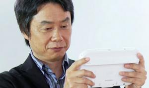 Miyamoto sure loves the GamePad