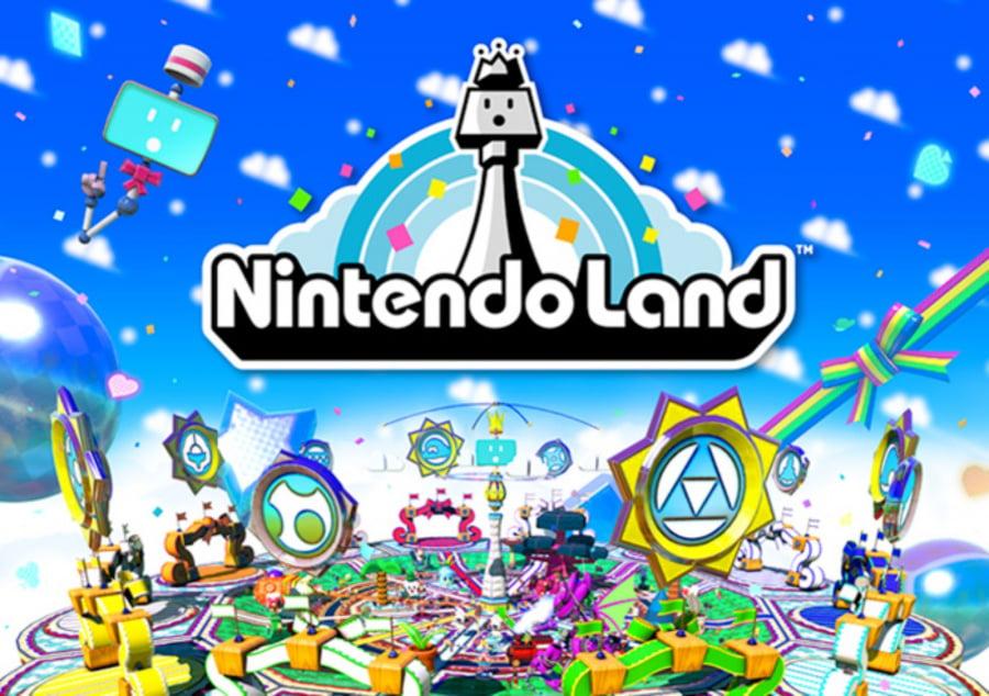 Nintendo Land Art HD