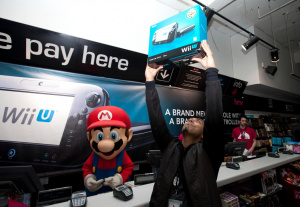 Wii U gets a lift in the UK