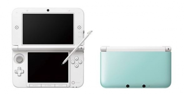 Mint 3 DS LL