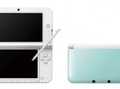 Nintendo Announces Mint White 3DS XL For Japan