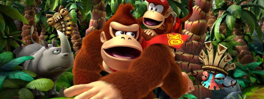 Donkey Kong Country Returns Walkthrough Box Artwork