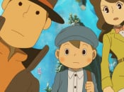 Professor Layton and the Azran Legacies Pushed to Second in Japanese Charts