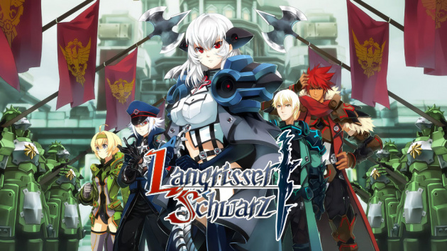 Langrisser Schwarz is the latest entry in the series