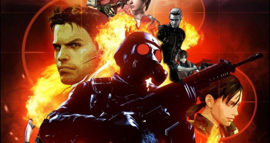 Resident Evil the Mercenaries0 00 00 00