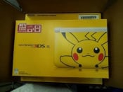 Pikachu 3DS XL Already In US Stores, March 24th Release Mooted