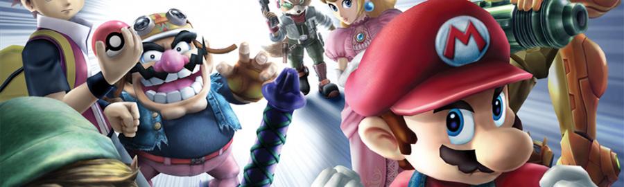 Smash Bros Banner