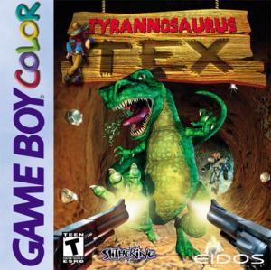 T-Tex, we hardly knew ye