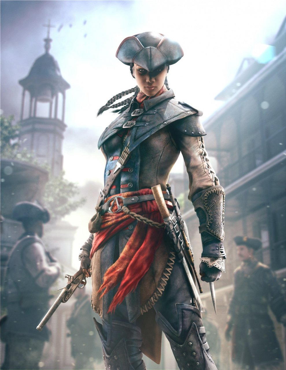 ubisoft female protagonists in main assassin 39 s creed titles wouldn 39 t be surprising nintendo. Black Bedroom Furniture Sets. Home Design Ideas