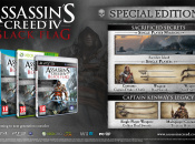 Ubisoft Reveals Assassin's Creed IV Black Flag Special Editions And First Gameplay Trailer