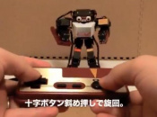 It's a Fighting Robot Controlled By a Famicom Controller