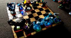 Wireless Wii Skylanders Chess
