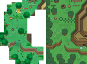 Check Out This Comparison Between The New 3DS Zelda And Link To The Past