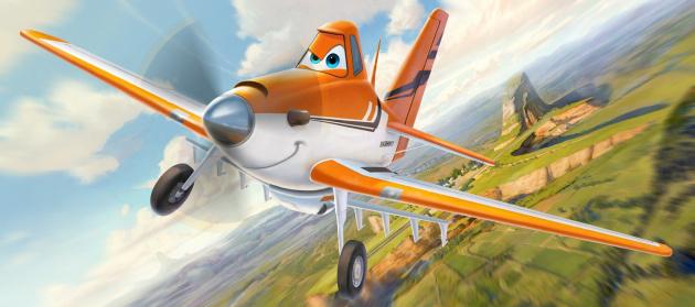 Disney Toon Studios Planes