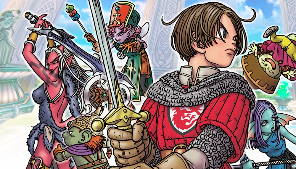 dragon quest x posts poor sales figures in japan