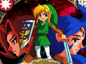 Eiji Aonuma Takes To Link To The Past Miiverse To Discuss Zelda 3DS