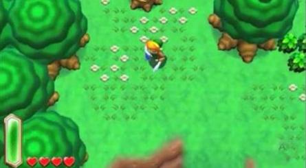 Zelda 3 DS 2