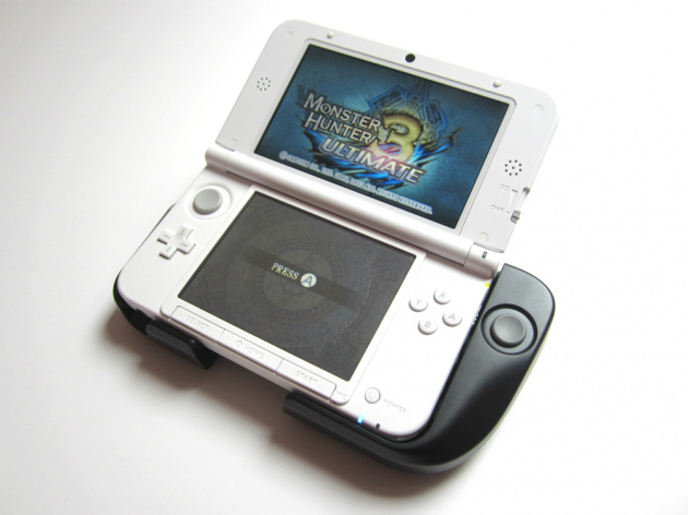 Hardware Review: 3DS Circle Pad Pro XL - Nintendo Life
