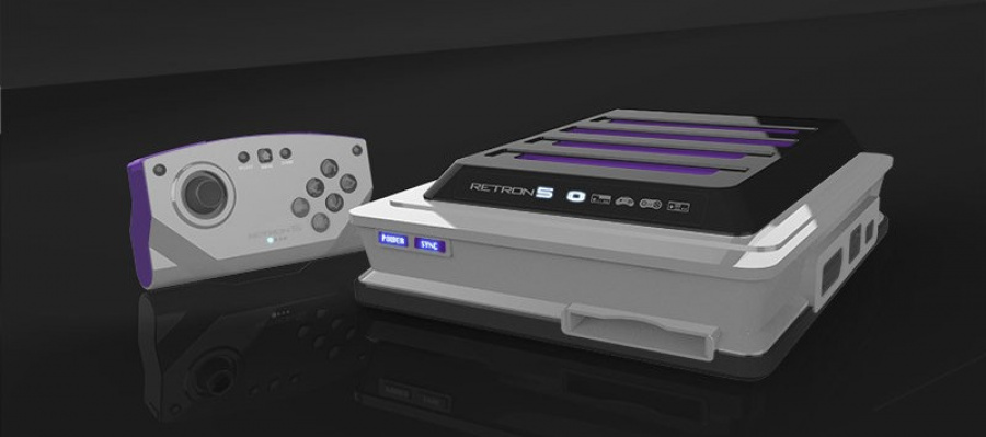 Retro N5 W Controller