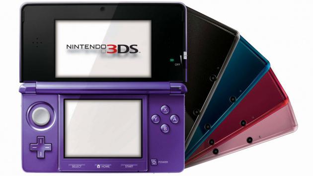 3 DS Colours