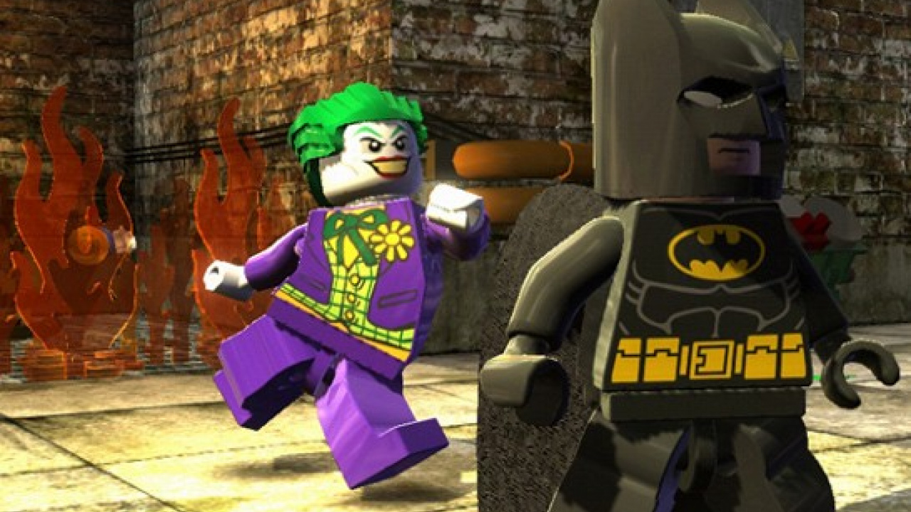 LEGO Batman 2: DC Super Heroes Release Date Emerges From ...