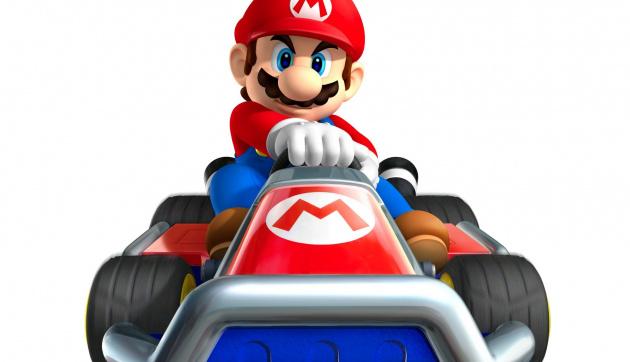 Mario Kart 7- Stuff Mario Kart 7- 26520350 2560 2560