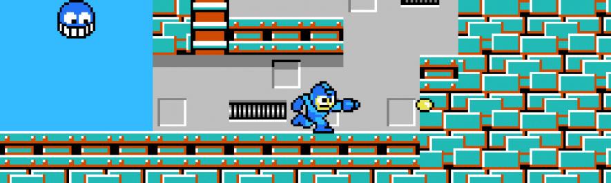 Mega Man Banner