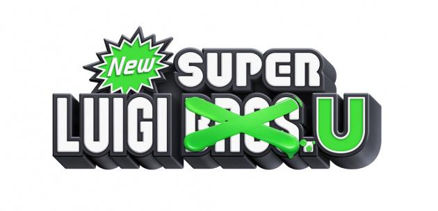 New Super Luigi U Logo