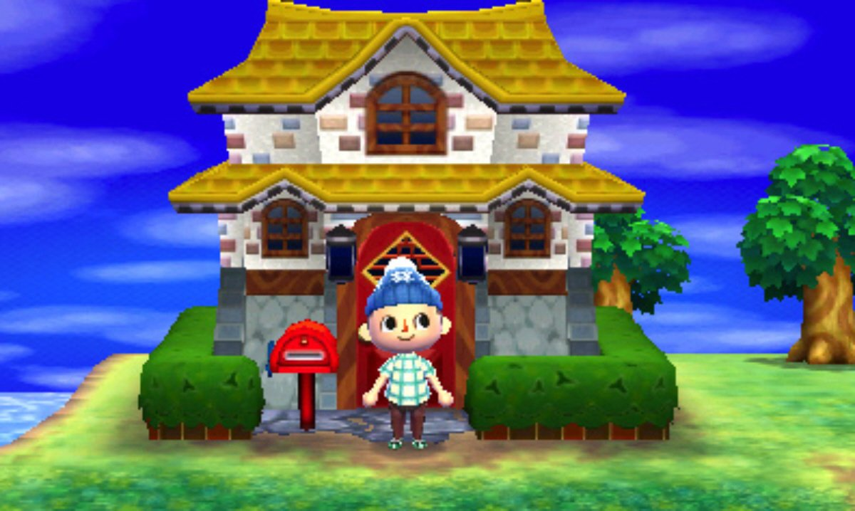 Nintendo To Deliver New Homes To Animal Crossing New Leaf Via Spotpass Nintendo Life
