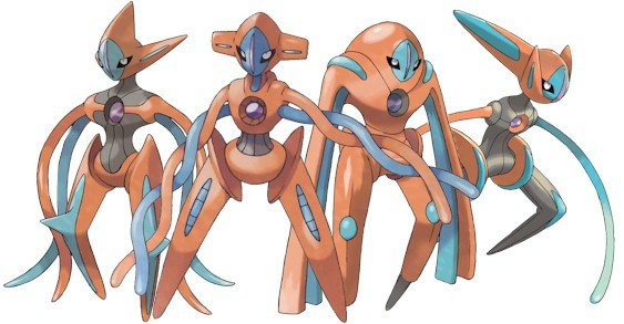 Pokémon Black & White 2 Owners Can Catch Deoxys In May ...