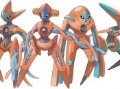 Pokémon Black & White 2 Owners Can Catch Deoxys In May
