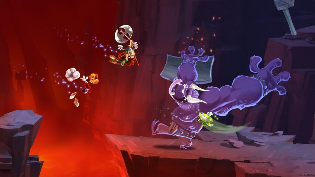 Rayman Legends Screen5