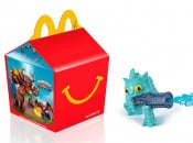 Skylanders Giants Toys Munching Their Way Into McDonald's Happy Meals This Month