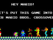 Super Mario Bros Crossover Hitting Version 3.0 This Year