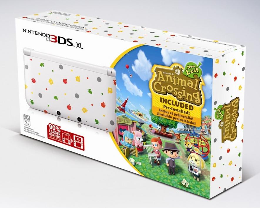 Animal Crossing 3 DSXLBundle