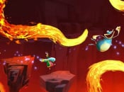 Here's Some Footage Of The Rayman Legends Challenges App