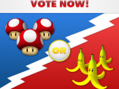 Vote For Mushrooms Or Bananas In Nintendo UK's Mario Kart 7 Community Race Night