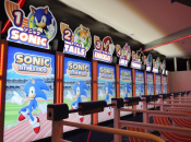 Try to Run as Fast as Sonic, For Real, in Sonic Athletics
