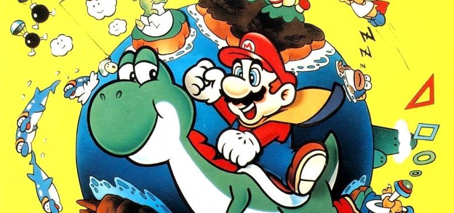 Super Mario World Art 01