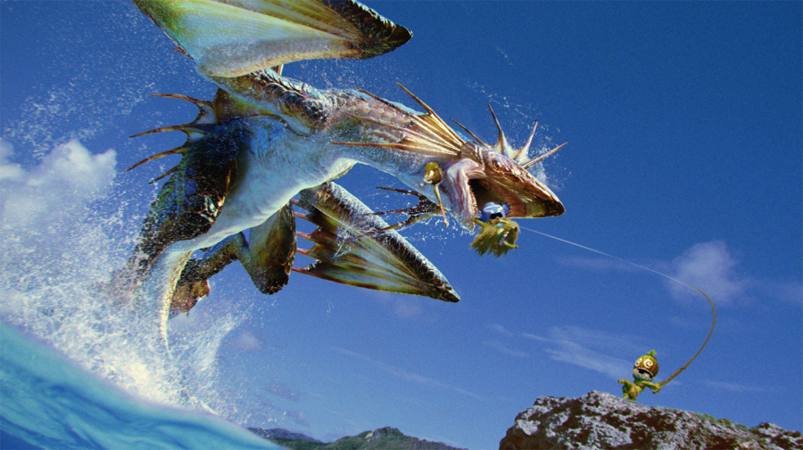 Monster Hunter 3 G HD 31