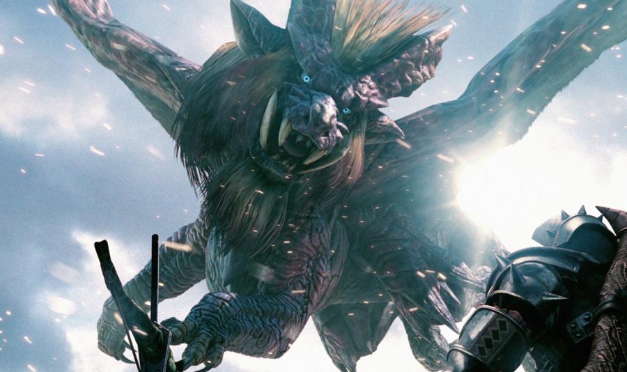 Monster Hunter is a bit part of Capcom's 2013 plans
