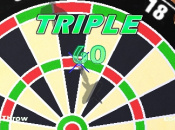 Darts Up 3D Steps Up to the Oche on 3DS eShop
