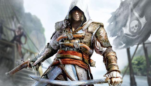 Assassins Creed 4- Black Flag