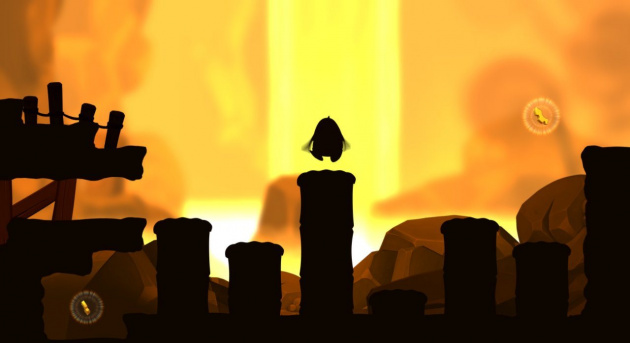 Toki Tori 2 Screen