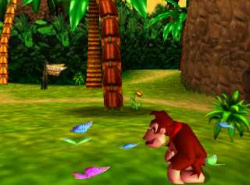 DK64's bug likely drove Rare absolutely bananas